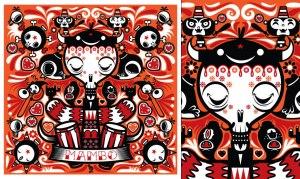 """""""Dead mambo"""" by Mr Kone"""