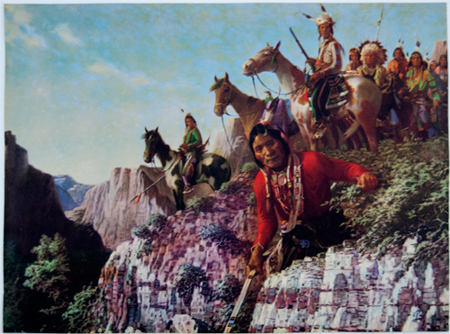 """""""Waiting for the attack"""" by Herbert M. Herget"""