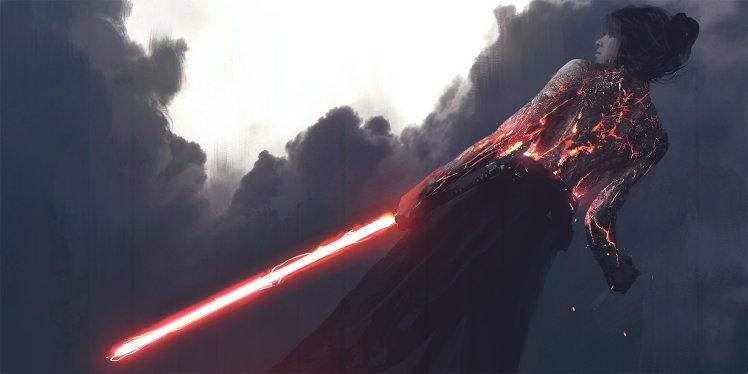 """""""Light saber execution"""" by Wojtek Fus"""