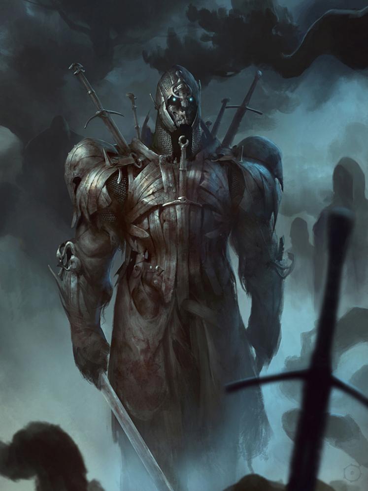 """Iron dead"" by Stepan Alekseev"