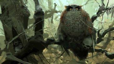 """Owl"" by Sergey Kolesov"