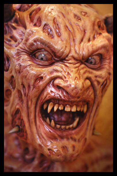 """Freddy Krueger"" by Evan Campbell"