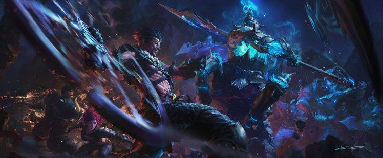 League of Legends promo by KD Stanton