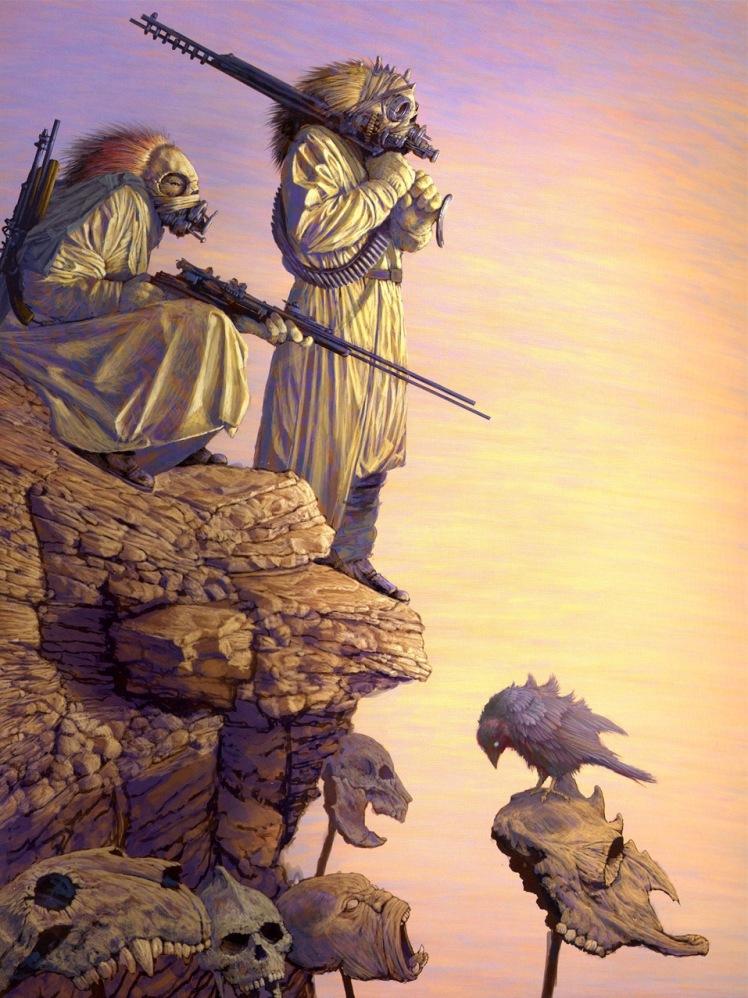 """""""Star wars raiders"""" by Ed Binkley"""