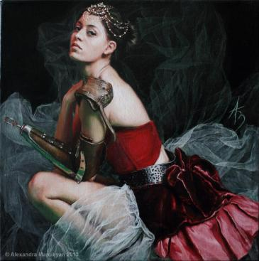 Art by Alexandra Manukyan