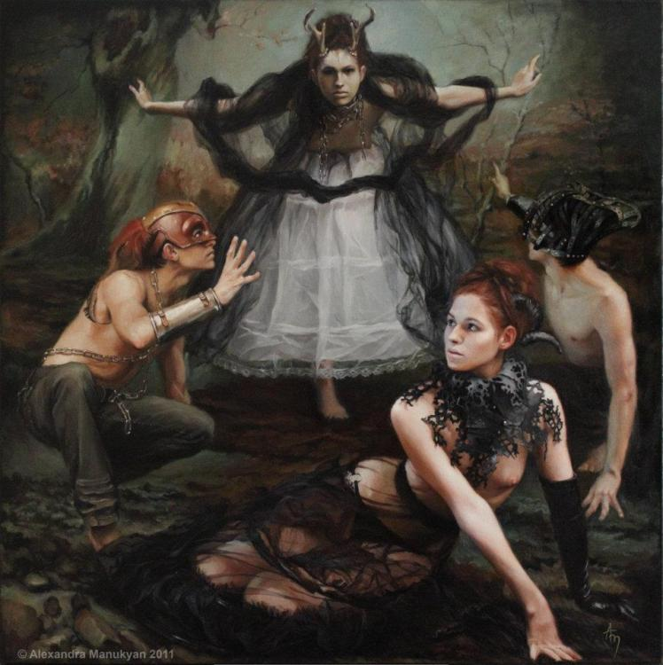 Art by Alexandra Manukyan