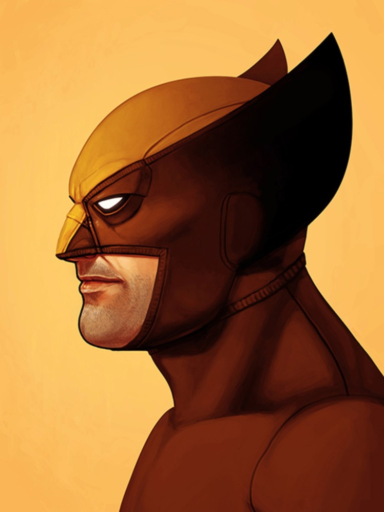 Art by Mike Mitchell